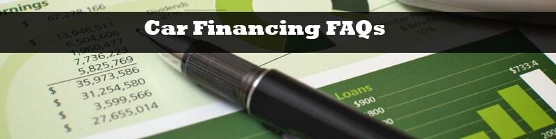 Financing FAQs