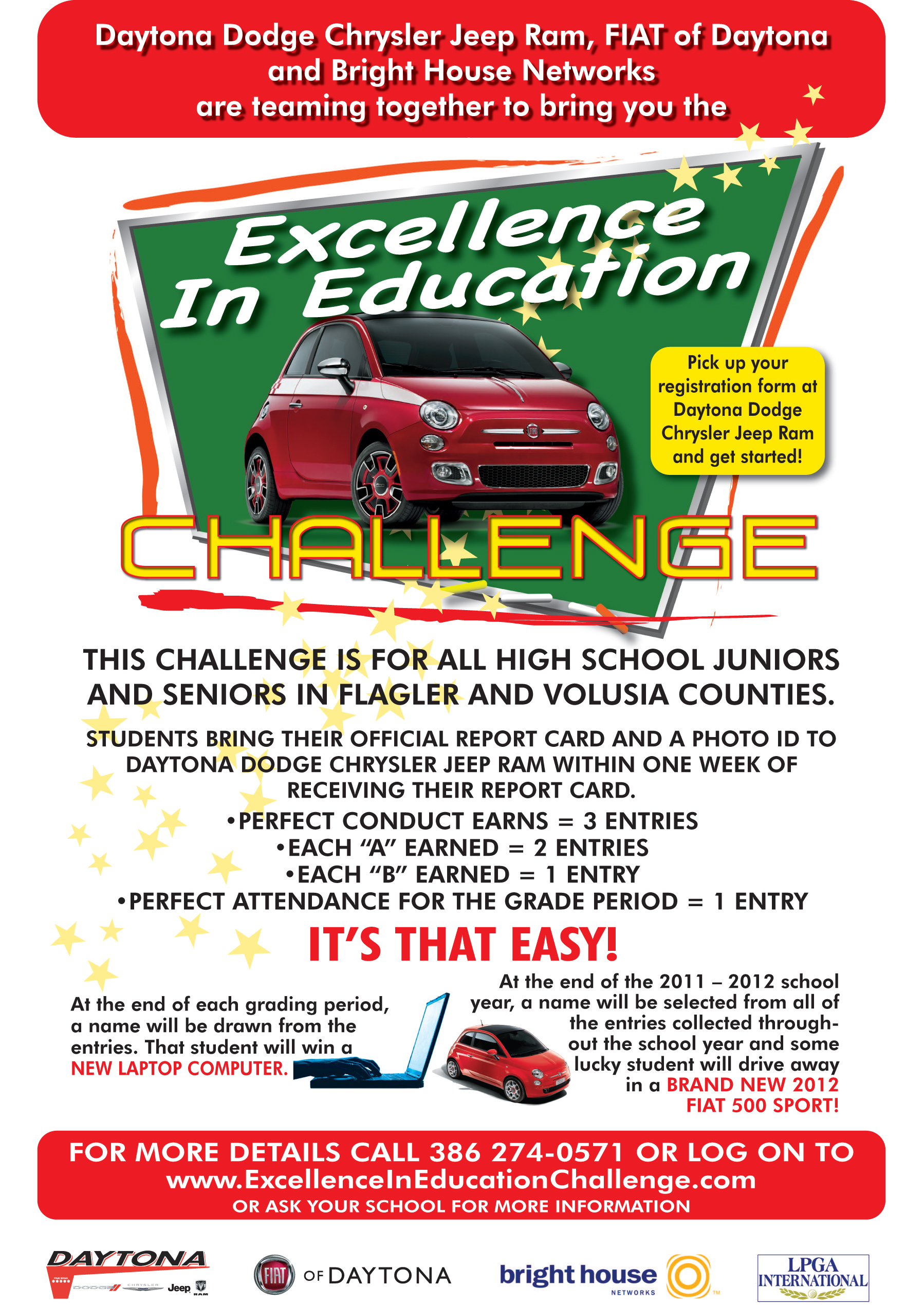 Excellence in Education Poster