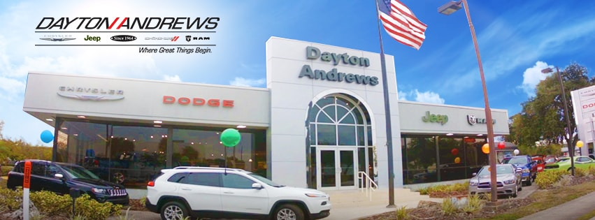 St. Petersburg Car Dealer | About Dayton Andrews Dodge ...
