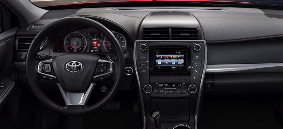 2015 Toyota Camry Vs Mazda 6 Comparison Dayton Toyota