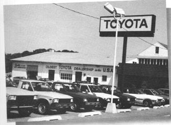 Lincoln Motors old Dayton