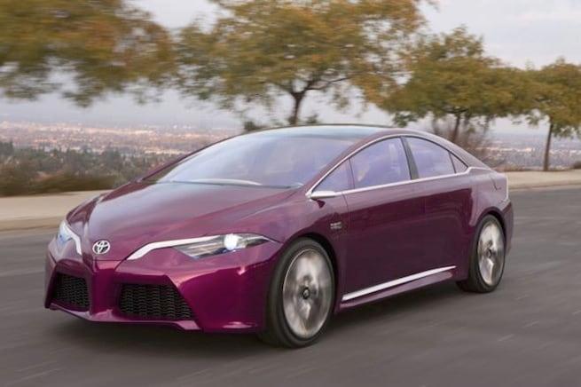 2015 Toyota Prius C Aqua AKA Releases Compact Hybrid