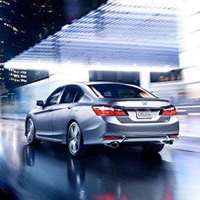 2017 Honda Accord Safety Features