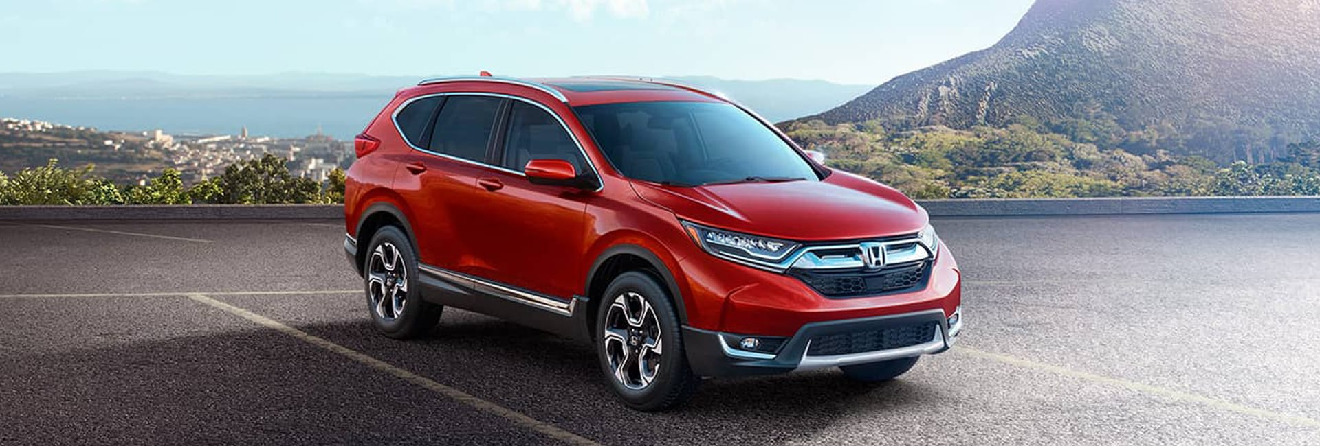 2017 Honda CR-V Exterior Features