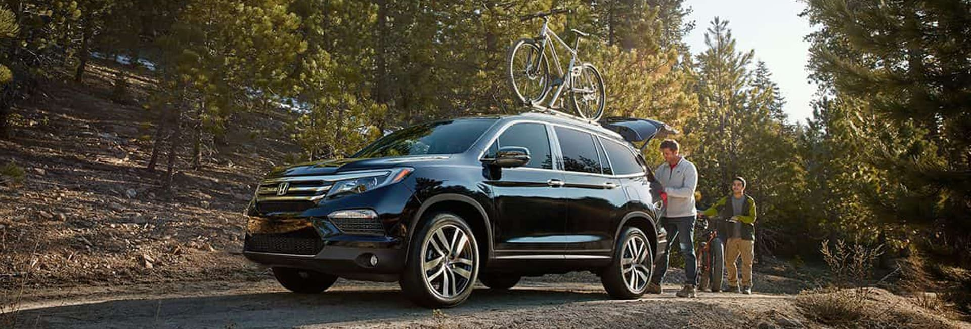 2017 Honda Pilot Exterior Features