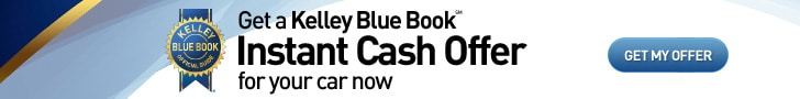 Get a KBB Instant Cash Offer for your car now!