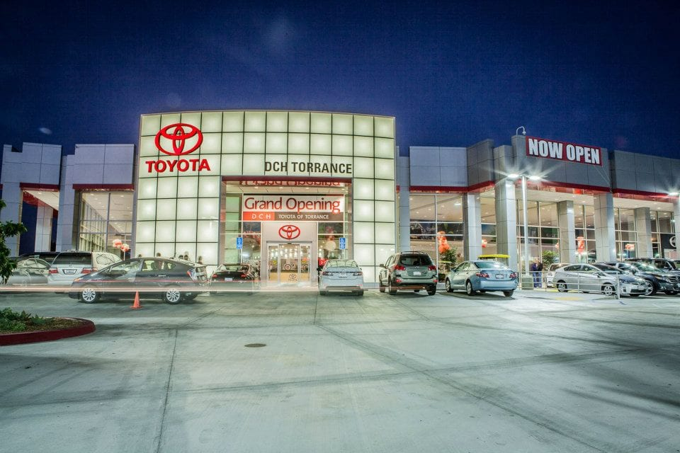 About Dch Toyota Of Torrance Ca New Toyota Amp Used Car