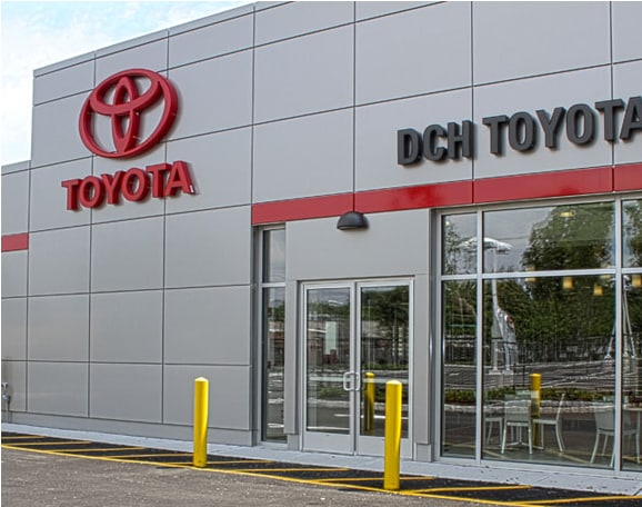 About Dch Toyota City New Toyota And Used Car Dealer