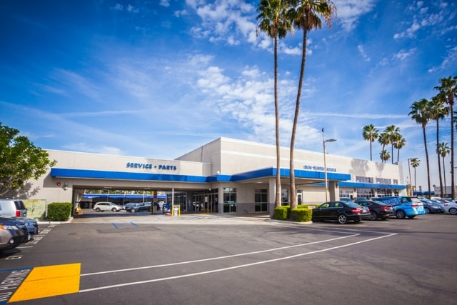 DCH Tustin Acura Service Center and Parts Center