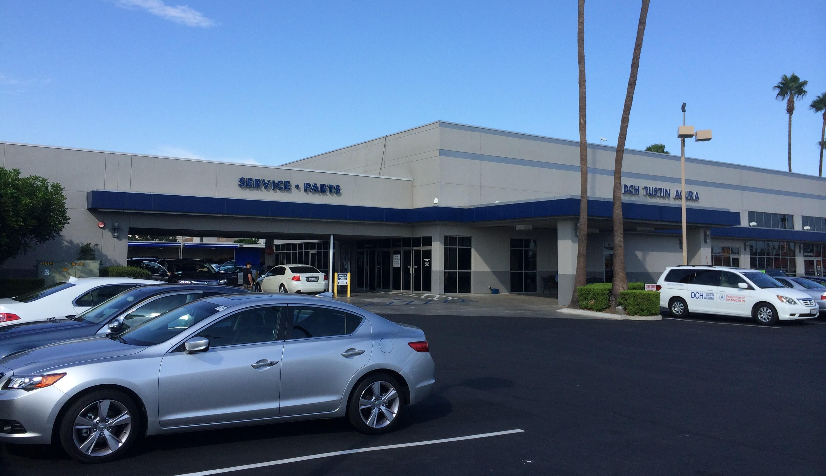 Acura Repairs Auto Service At DCH Tustin Acura Serving Orange - Tustin acura service