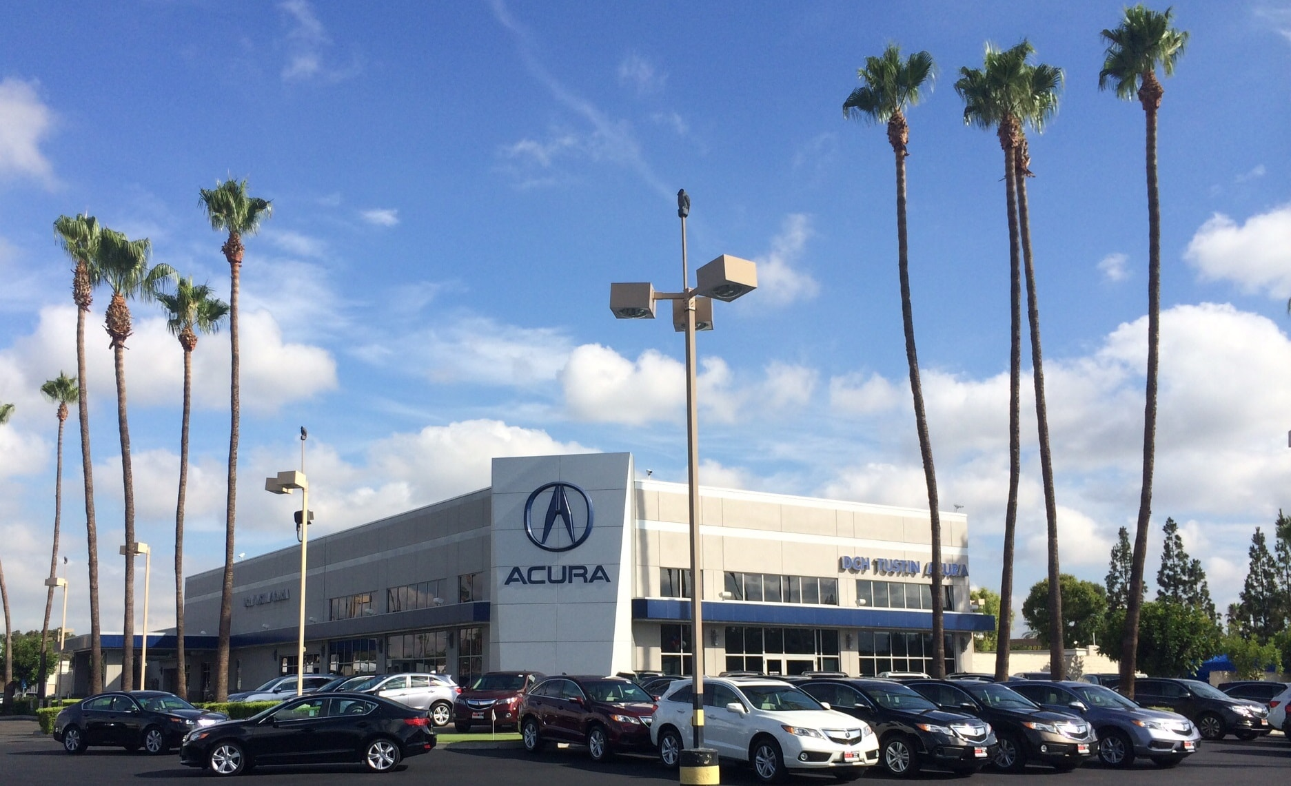 DCH Tustin Acura Dealership