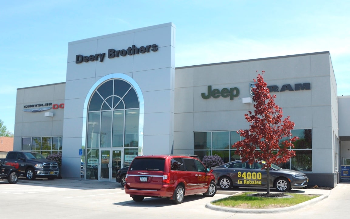 deery brothers chrysler dodge jeep ram iowa city vehicles for sale in iowa. Cars Review. Best American Auto & Cars Review