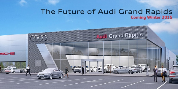 Audi Grand Rapids | New Audi dealership in Grand Rapids, MI 49546