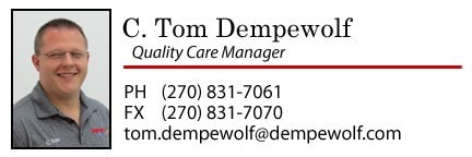 C Tom Dempewolf