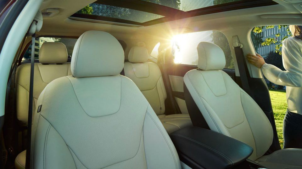 Ford Edge Seating