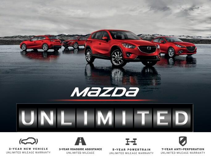 mazda unlimited warranty program destination mazda vancouver