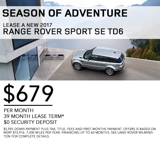 New & Used Land Rover Dealer In Wilmington, DE