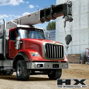 diamond international trucks new used medium heavy. Black Bedroom Furniture Sets. Home Design Ideas