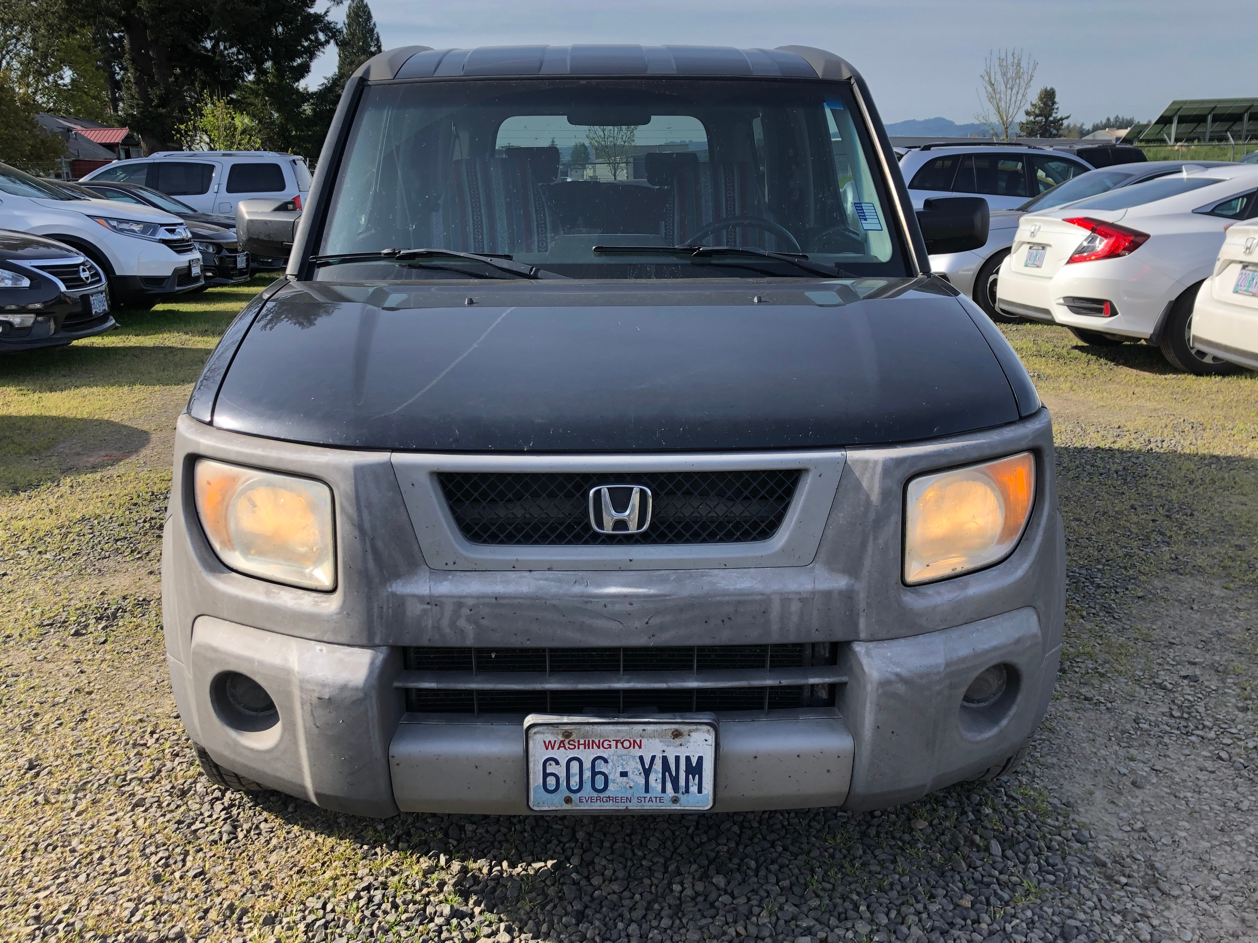 Pre-Owned 2004 Honda Element EX