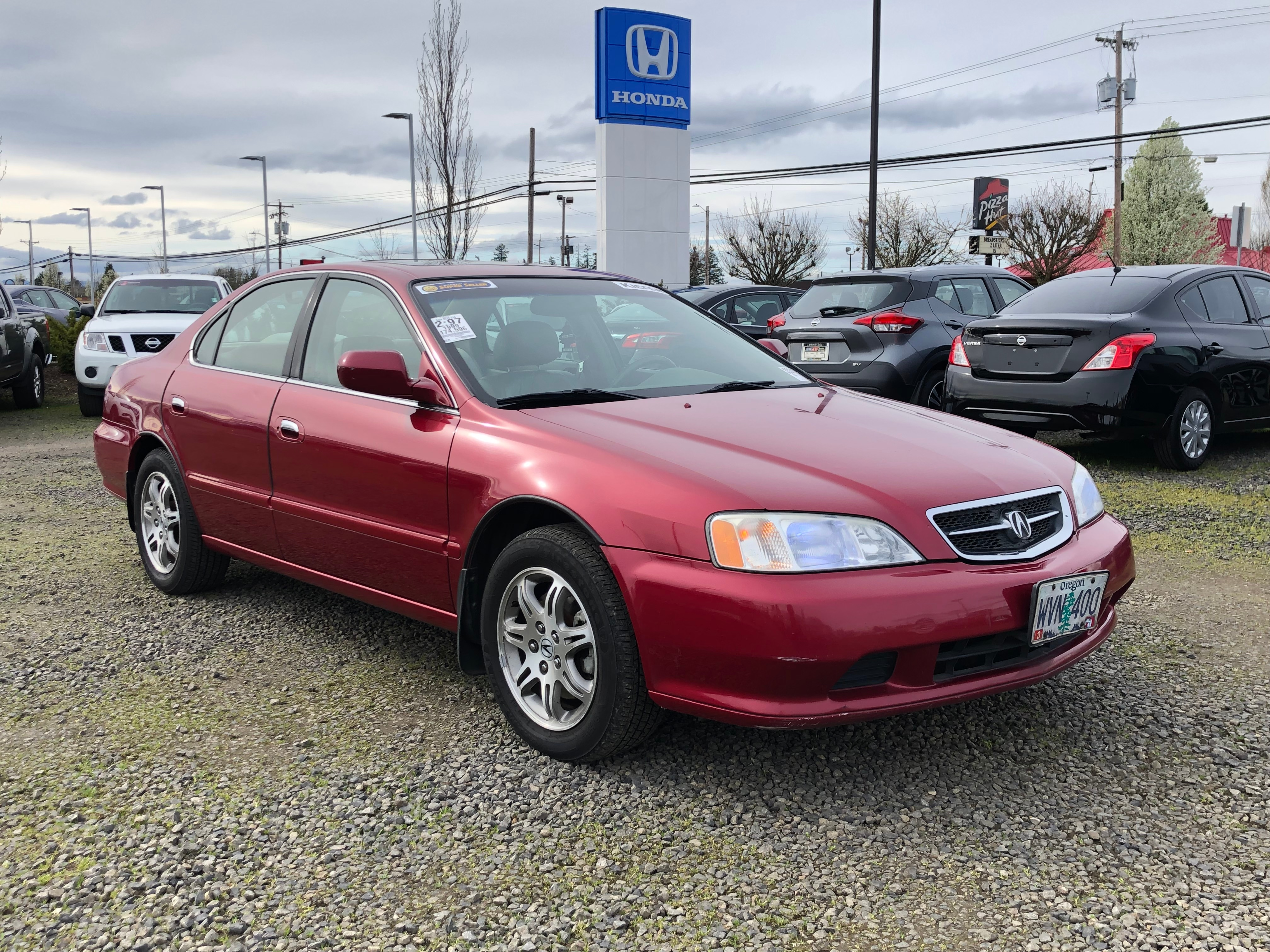 Pre-Owned 1999 Acura TL 3.2