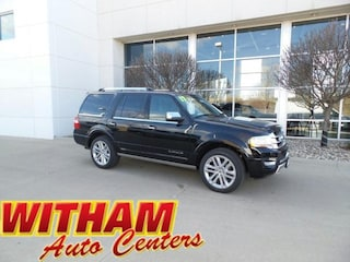 2017 Ford Expedition Platinum Platinum 4x4