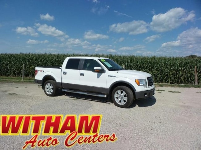 2009 Ford F-150 FX4 4WD SuperCrew 145 FX4