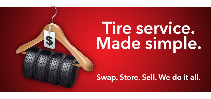 April Tire Service Offer