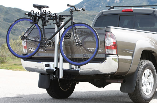 Bike Racks For Trailer Hitches Hitch Mounted Bike Carriers