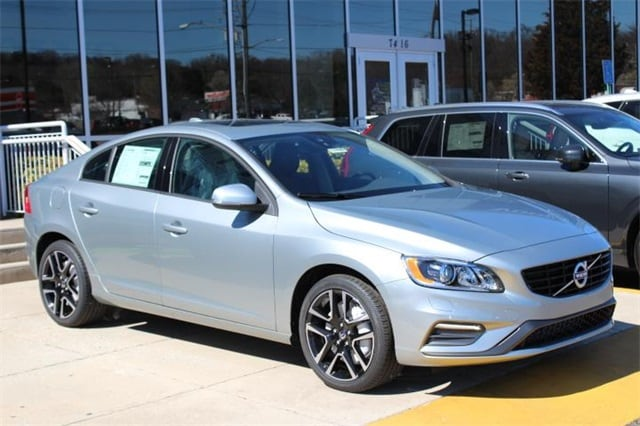 New 2017 Volvo S60 T5 AWD Dynamic Sedan for sale in Alexandria, VA at Don Beyer Volvo