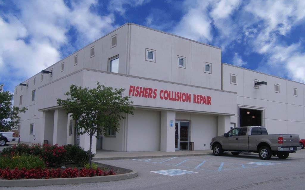 Collision Center & Don Hinds Ford Inc | Fishers Ford Auto Body markmcfarlin.com