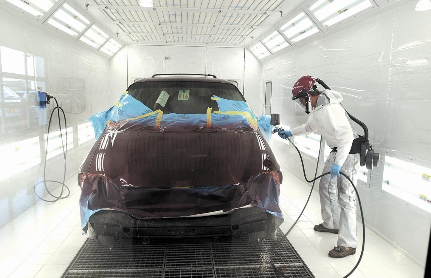 Experience a Vehicle Refresh at the Don Hinds Ford Inc Auto Body Shop Serving Carmel Noblesville Indianapolis and Anderson IN & Don Hinds Ford Inc | Fishers Ford Auto Body markmcfarlin.com