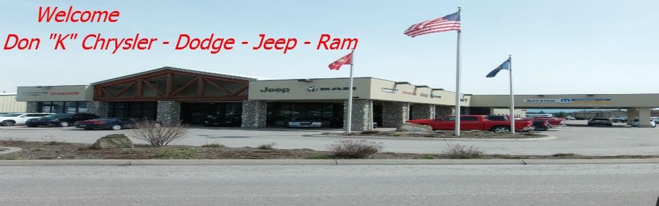 about don k whitefish new 2018 2019 chrysler ram jeep dodge used car dealer serving. Black Bedroom Furniture Sets. Home Design Ideas