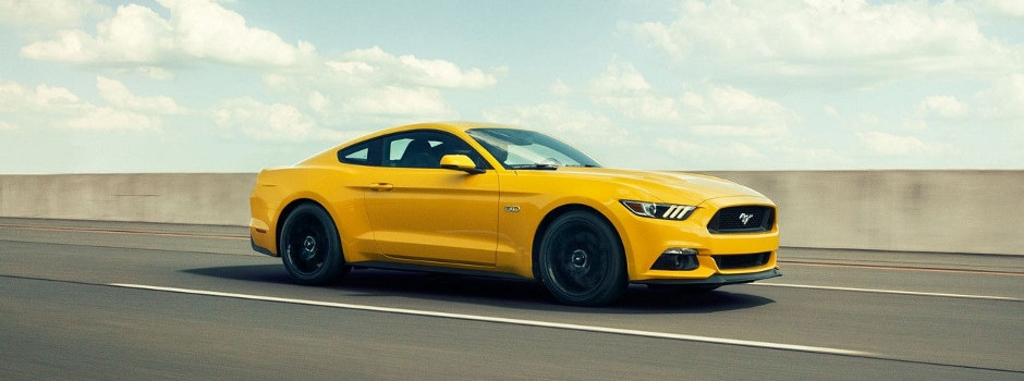 New 2017 Ford Mustang in Ashland, OH