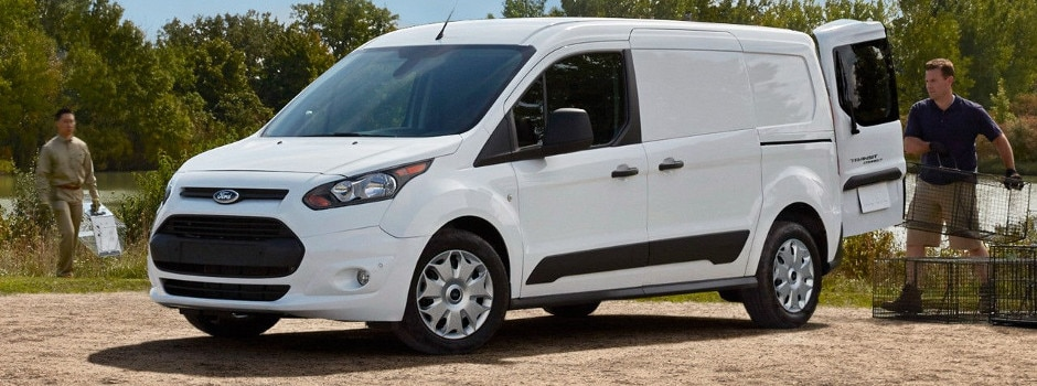 2017 Ford Transit Van Review in Galion, OH
