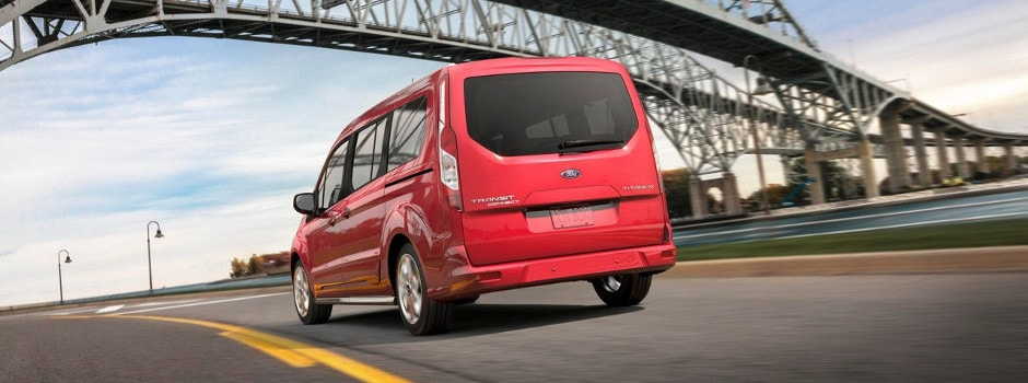 2017 Ford Transit Exterior Review in Galion, OH