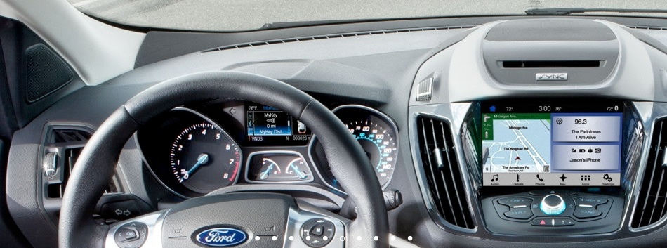 image of ford sync technology