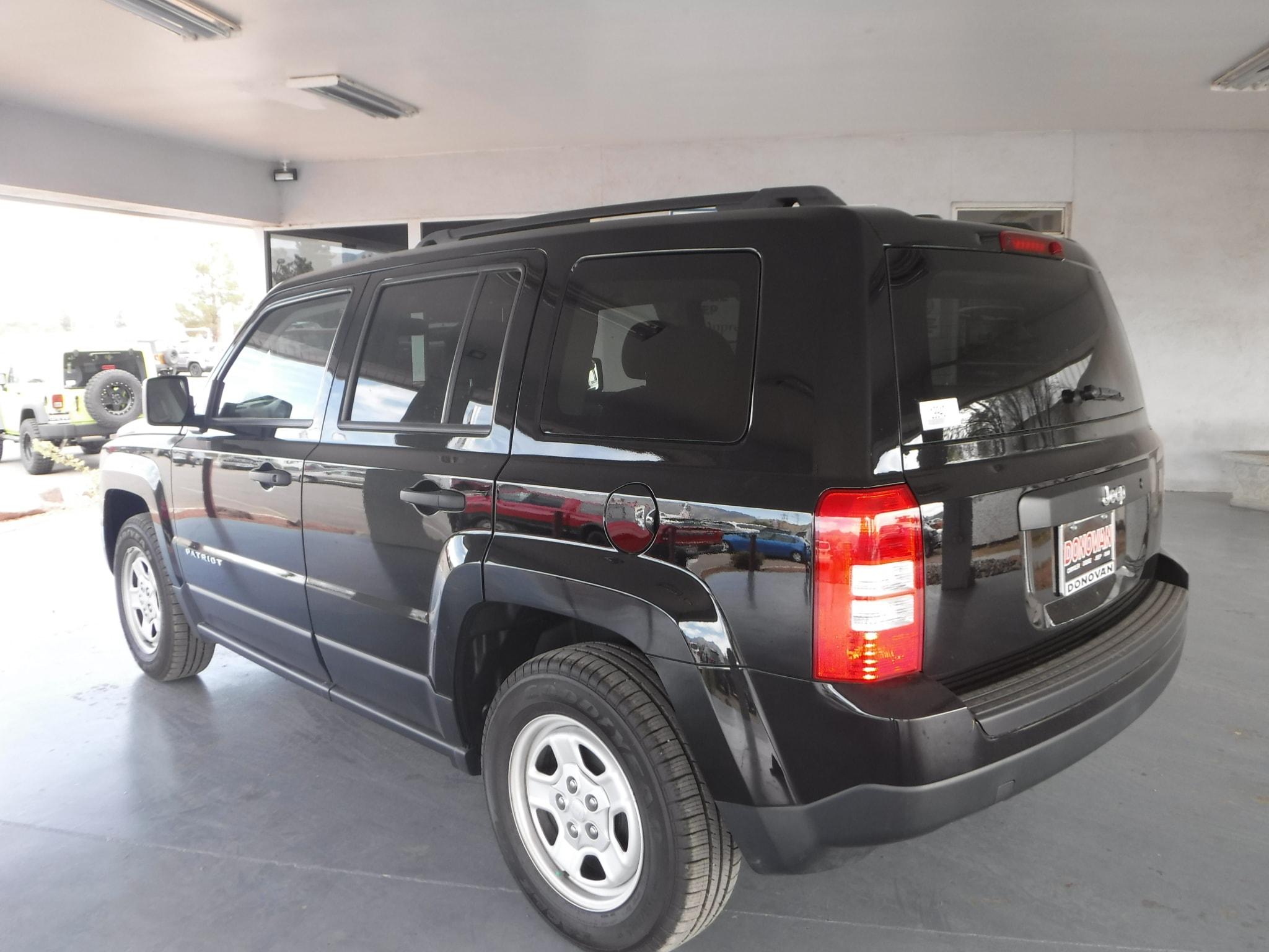 used 2016 jeep patriot sport for sale in sierra vista az near benson az 1c4njpbb5gd777612. Black Bedroom Furniture Sets. Home Design Ideas