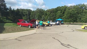 St. Michael Lutheran Car Show 2