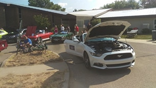 St. Michael Lutheran Car Show 6