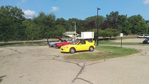 St. Michael Lutheran Car Show 5