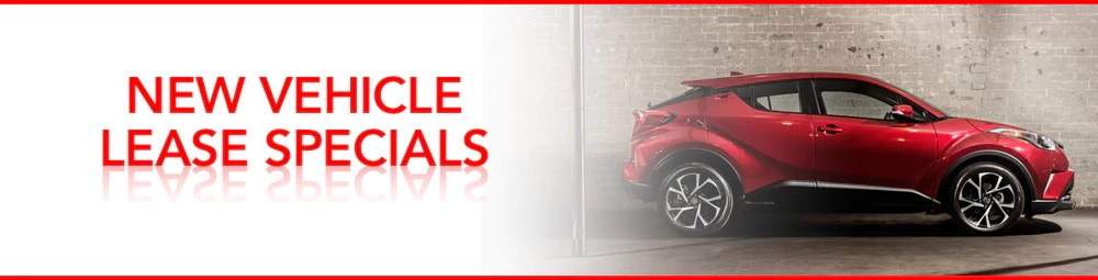 New Vehicle Lease Specials