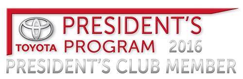 President's Program 2016