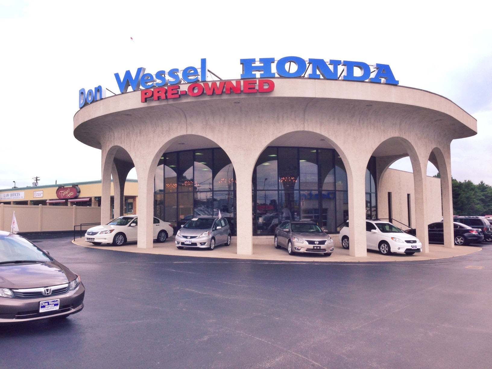 Car Dealerships In Springfield Mo >> Reliable honda springfield mo