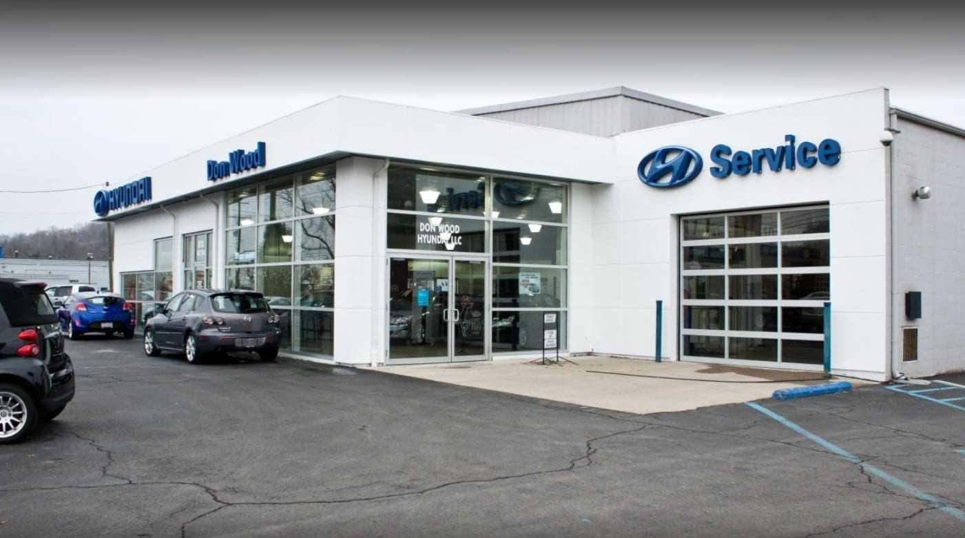 Don Wood Hyundai Service Center