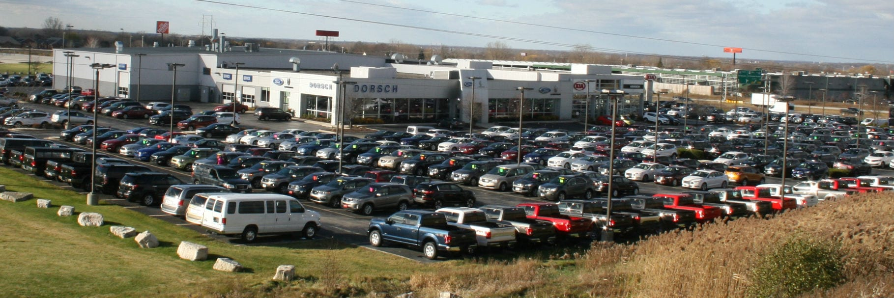 About Dorsch Ford Lincoln Kia In Green Bay Wi New Used Car