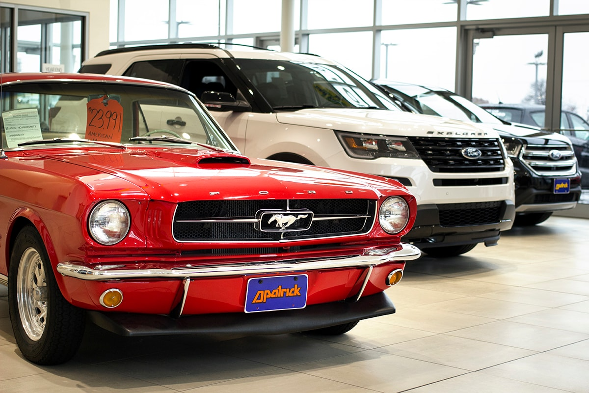 Used Cars and Trucks : big ford car - markmcfarlin.com