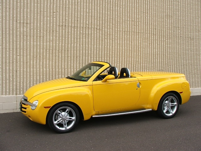 Used 2004 Chevrolet SSR, $27995