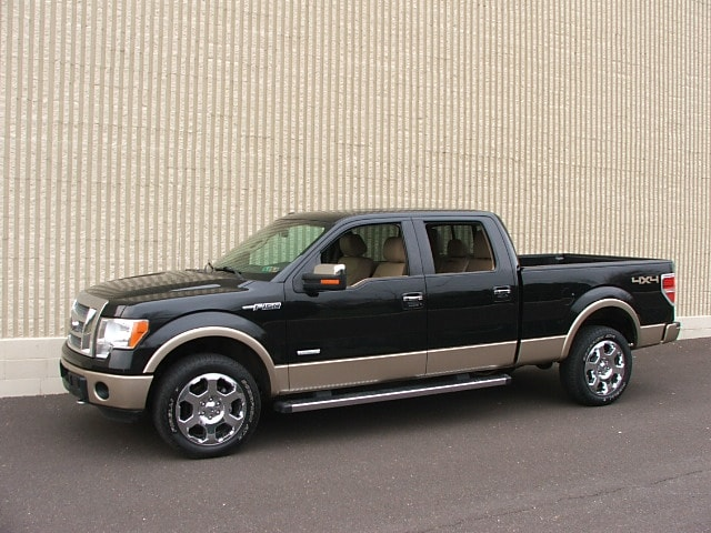Used 2012 Ford F-150, $32995
