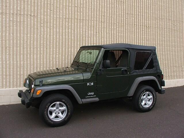 Used 2006 Jeep Wrangler, $16995