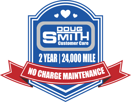 2 Year No Charge Maintenance on NEW Vehicles in Utah